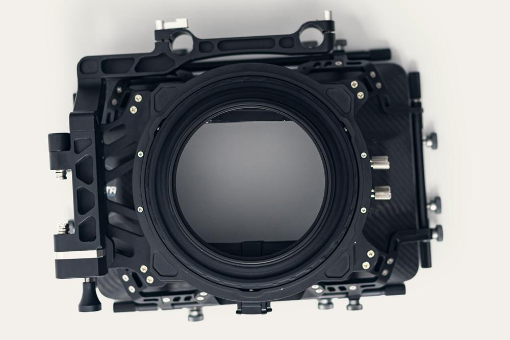 Tilta MB-T04 4×5.65″ Matte Box (Swing-away)