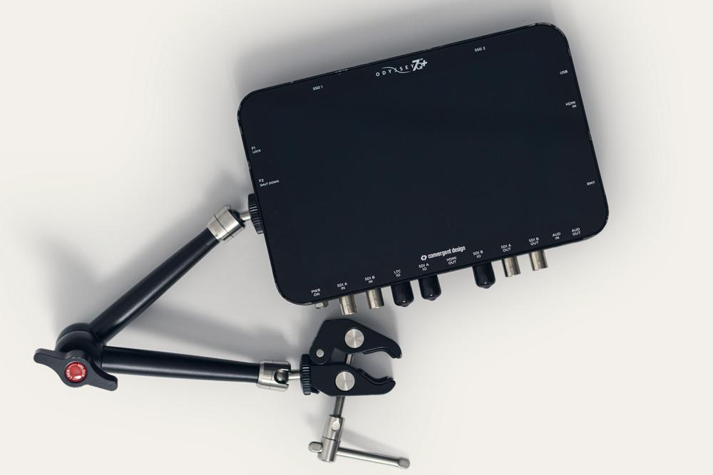 Odyssey7Q + Monitor/Recorder